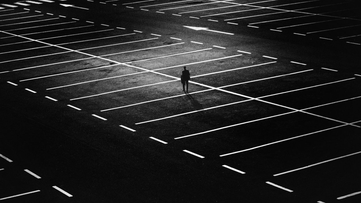 Kun valo vähenee…