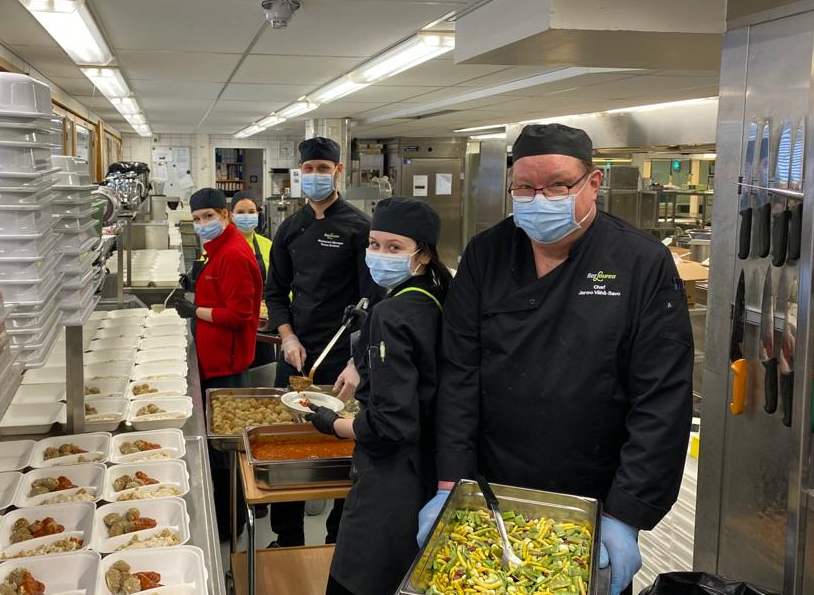 Laatu kampuksen arjessa – Miten pandemia vaikutti restonomiopintoihin?