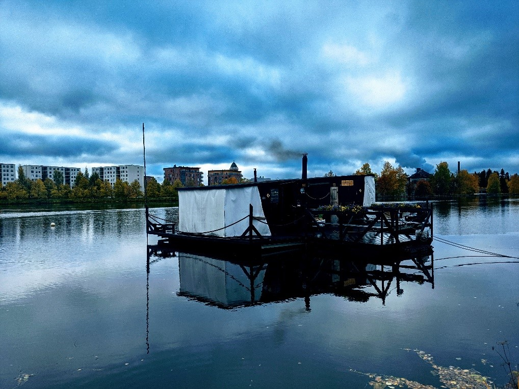 Sauna and Social Isolation – The Finnish Experience